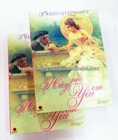 Soft cover/ Hard cover/ Plastic cover Book printing with A4 A5 size