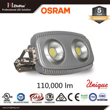 2017 New Design 1-10V dimming, seaport ,airport ,stadium field ,dimming osram high lumen led flood light 1000w