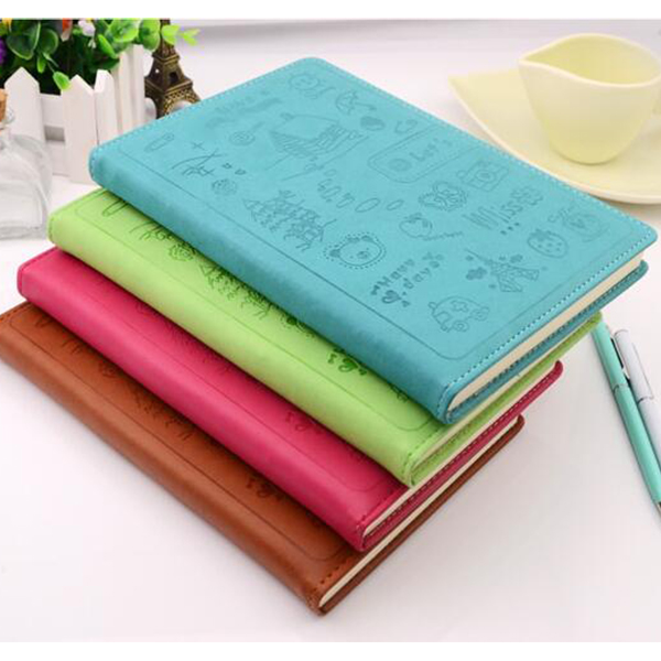 High quality note book/diary book with custom inner page