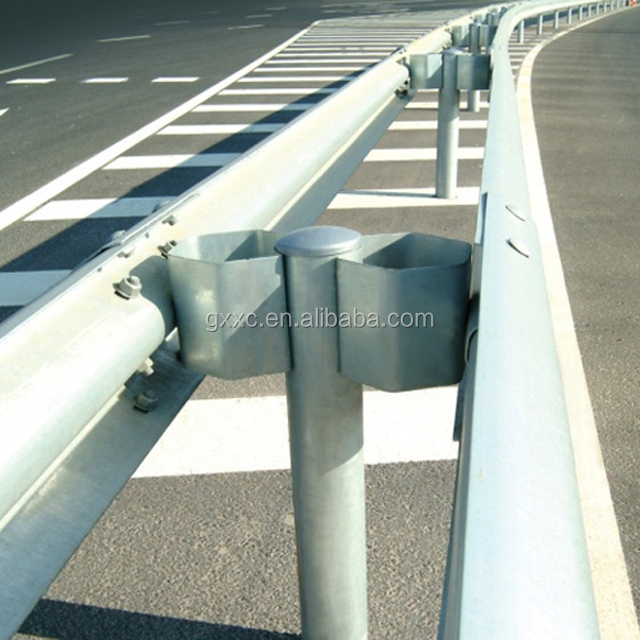traffic crash barrier guardrail in singapore