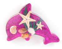 2016 new REAL starfish resin beach souvenir gift dolphin fridge magnet