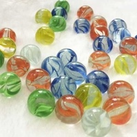 Factory Supply Toy Glass Marbles For