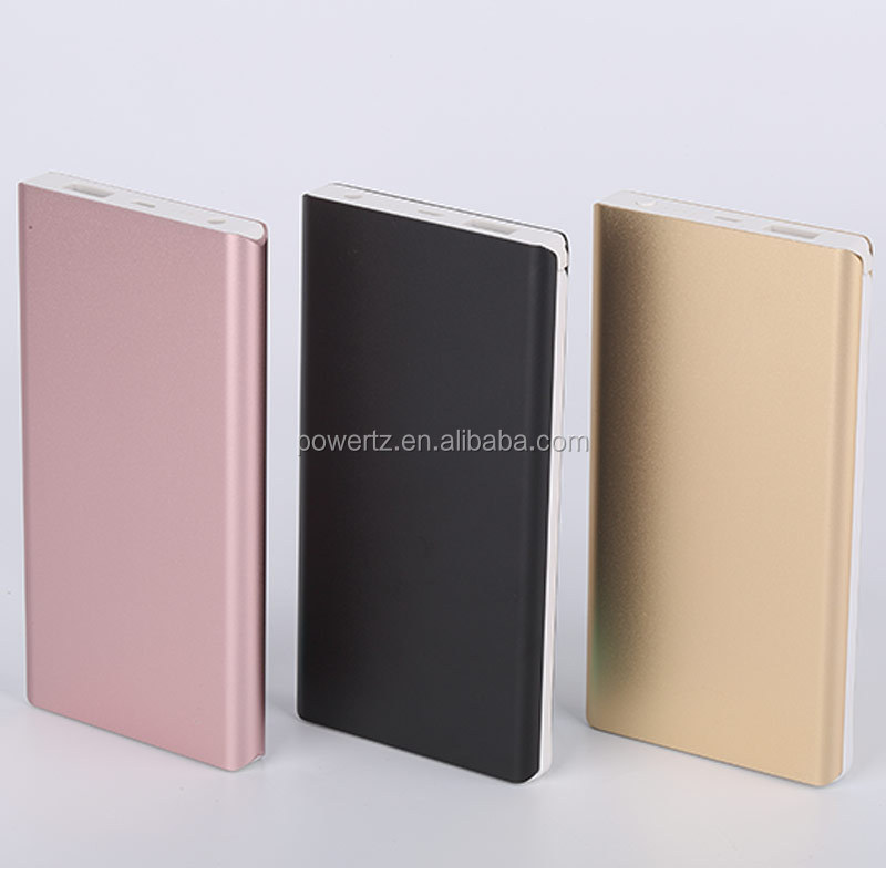 Dual USB 6000mAh Solar Battery Chargers High Capacity cute power bank