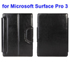 12 Inch Protective Flip Leather Bluetooth Keyboard Case for Microsoft Surface Pro 3