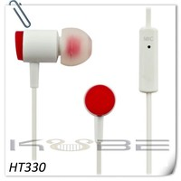Professional Long Wire Colorful Headphones with Microphone for Computer