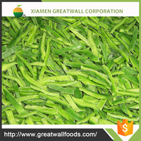 BRC canned green pepper strips
