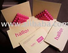 color greeting card printing