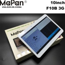 MaPan Android 10inch tablet pc 3g gps dual sim two cameras F10B 3G
