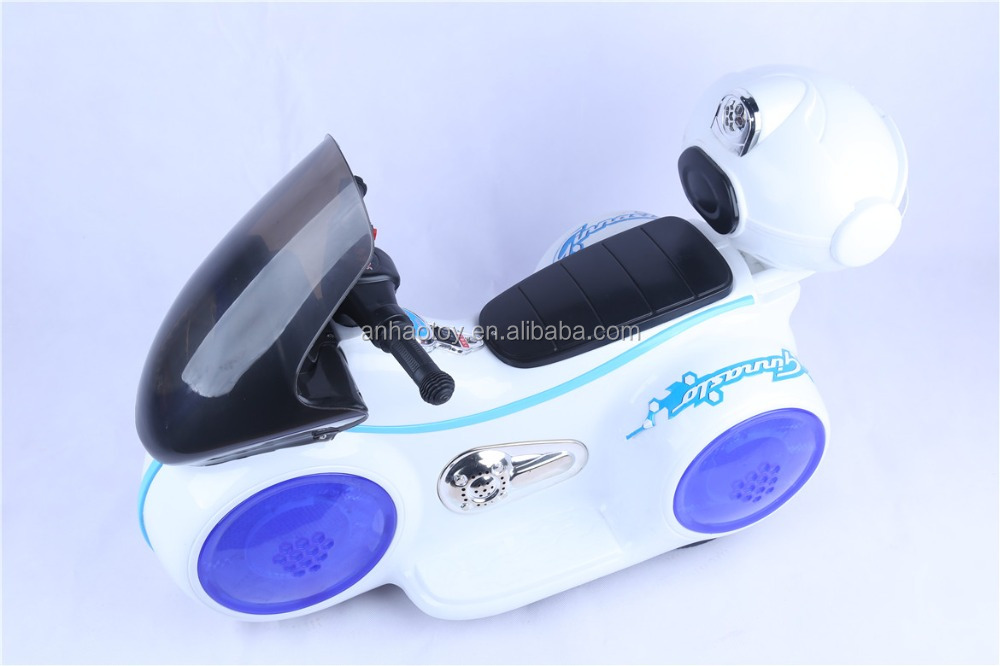 2016 hot selling mini electric kids motorcycle / rechargeable battery toy car/baby stroller