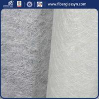 100g/m2 fiberglass/ glass fiber chopped strand mat for furniture outdoor and surfboard longboard