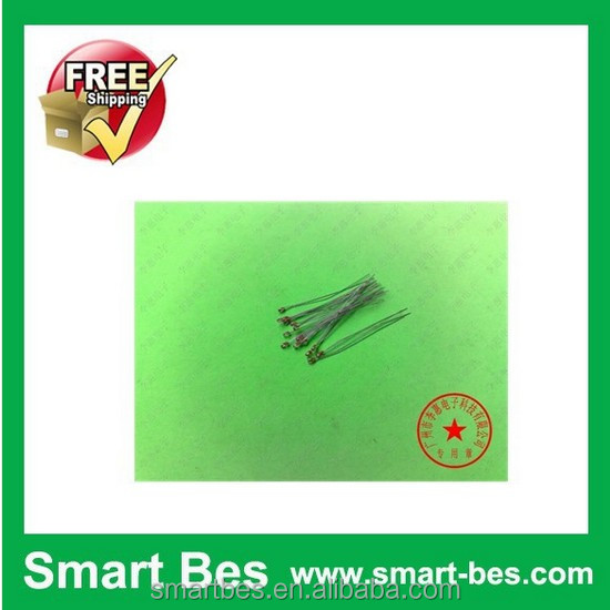 500pcs/lot Smart Bes NTC thermistor single-ended glass sealing 2 mm diameter 100 <strong>k</strong> 1% 3950 lowest price in stock