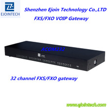 ejoin fxs/fxo gateway 32 channel,8 channel voip one fxs one line ata