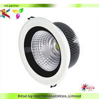 Super Quality Custom-Made Anti-Glare High Cri Dimmable Led Downlight