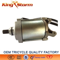 2015 Hot sale on Alibaba Motorcycle Engine Starting Motor for 125cc/150cc/200cc/250cc