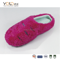 hot sale ladies bedroom slippers footwear