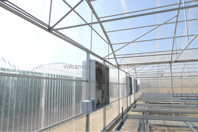 Garden House (Polycarbonate Valuview ROMA)