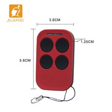 COLORFUL Mini 4 buttons Universal remote control 433 MHz gate Auto Key To GATES JJ-RC-SM12