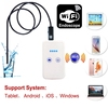 2M Wifi Endoscope Camera Pipe Inspection Camera For Mobile Phones, Mini Wireless Endoscope Camera 9MM