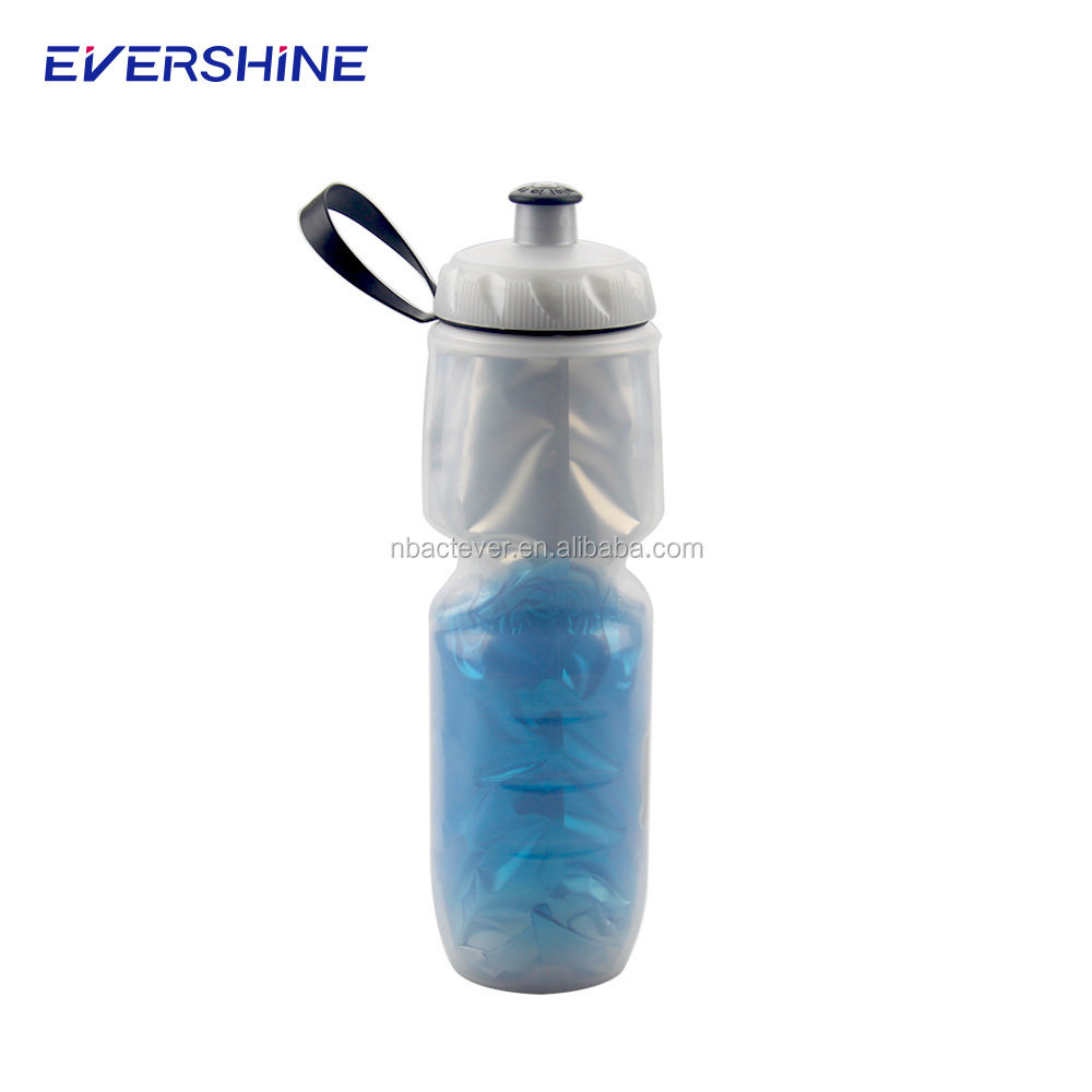 OEM Custom Logo Factory 650ML Plastic Bicycle Sport Water Bottle