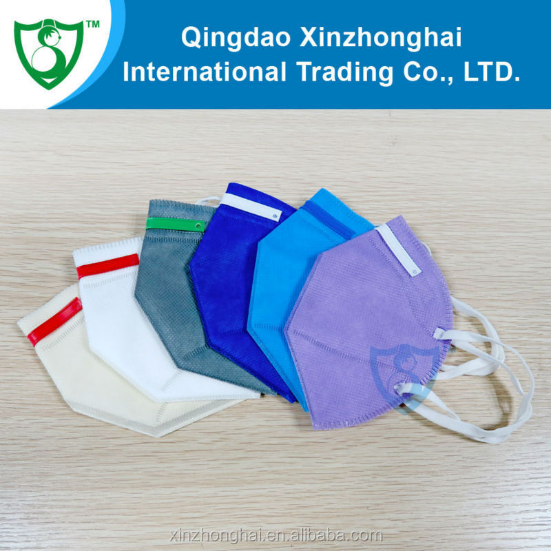 Chemicals products disposable N95 face respirator safety mask