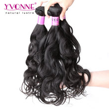 Hot Item 100% Unprocessed Brazilian Virgin Natural Wave Human Hair