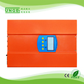 High quality pure sine wave 48 / 96V 4KW hybrid inverter solar power with solar charge controller