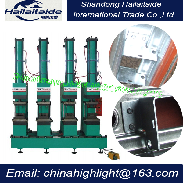 Top Quality Four Column reviting hydraulic