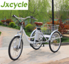 Different color Pedal or Electric Adult Trike for sale