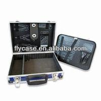 aluminum tool case for packing goods or sample aluminum case for rc helicopter