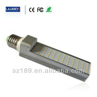 The newest high qaulity best price SMD hot sale pl 9w 6400k light
