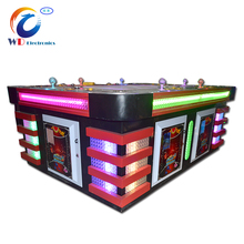 lottery redemption arcade fish hunter game machine joystick fishing game machine for sale