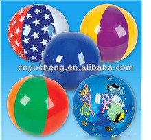 good quality cheap price promotion pvc Inflatable Beach Ball