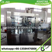 CE approved customized automatic small scale mineral water plant ( turn key )