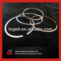 Made in China excavator auto spare parts for MITSUBISHI PISTON RING 4M40