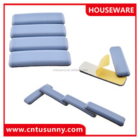 2015 top sale self adhesive furniture protector chair legs glides sliders