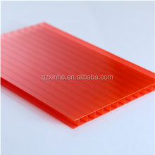 UV Coating Bayer or Lexan Virgin Polycarbonate Panel