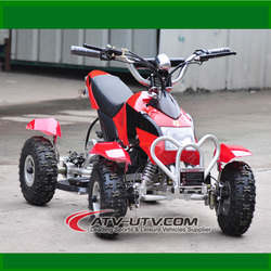 500w electric kids atv four wheelers with 36v 12ah battery