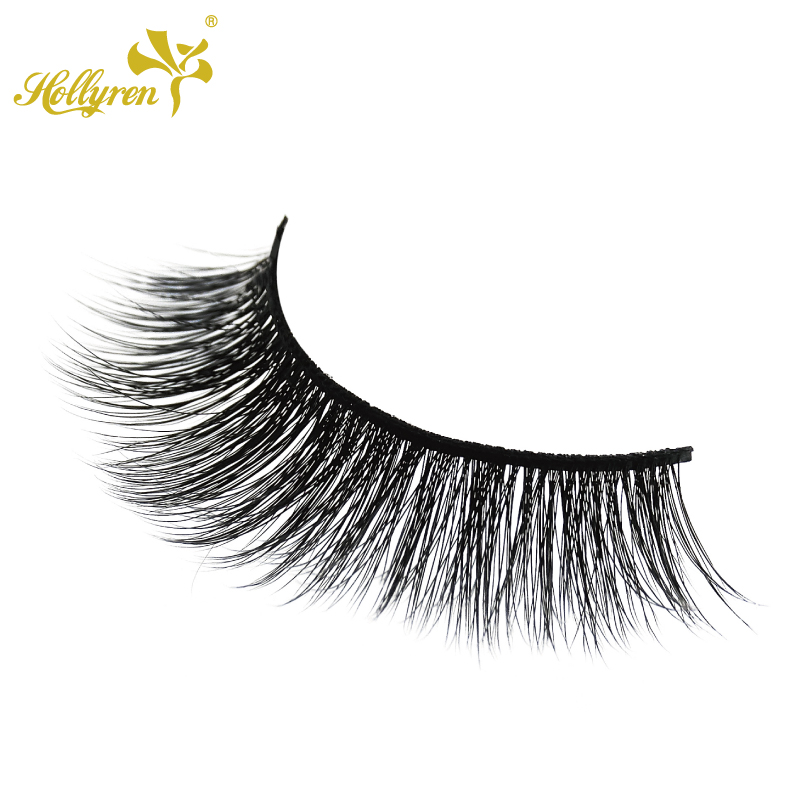 Custom Packaging 3D Natural Faux Mink Eyelashes