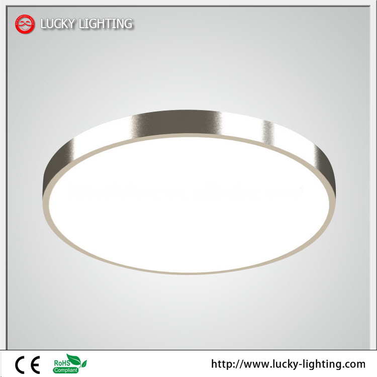 Low Power 40W House Design Modern LED Ceiling Light round for sale