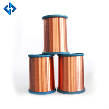Varnished Wire Copper Clad Aluminum Wire for motors transformer