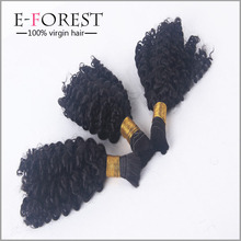 7A Excellent Peruvian Virgin Remy Braiding Hair Bulk 100%Unprocessed Can Dye Any Color Cheap Virgin Bulk Human Hair For Braiding