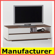 lcd plasma tv stand table with wheels design