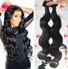 cheap virgin brazilian body wave hair accessories for women