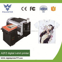 Hot sale Fastest digital t shirt/pad/pen/photo printer machine/printing directly