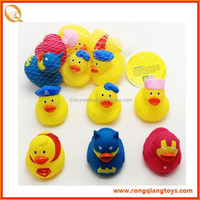 Hot selling promotional funny rubber duck toys AN671132816