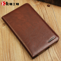 Flip Cover Leather Case For Samsung Galaxy A7 Mobile Phone Case Skin For Samsung A7 Cover Gift Stylus Pen