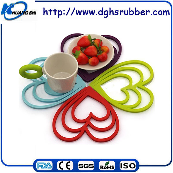Durable Silicon Table Mat,Kids Table Mats For Kitchen