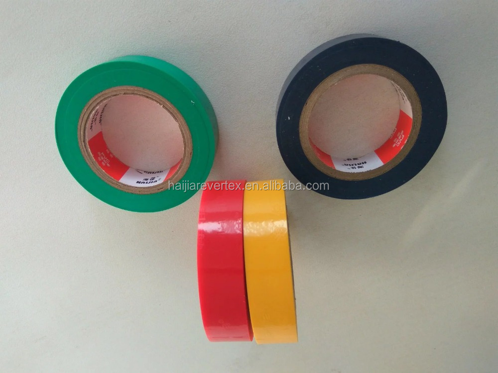 With Excellent Adhesive PVC Die Cutting Tape For Electric Insulation Activities