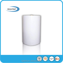 China Supplier Self Adhesive Low Tack Semi-Glossy Paper In Rolls And Sheets