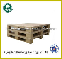 Recycled corrugated paper pallet for sale